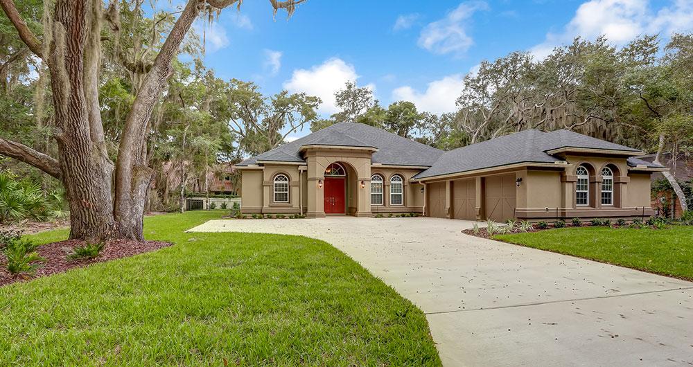 New Homes Jacksonville, FL | We Build On Your Land