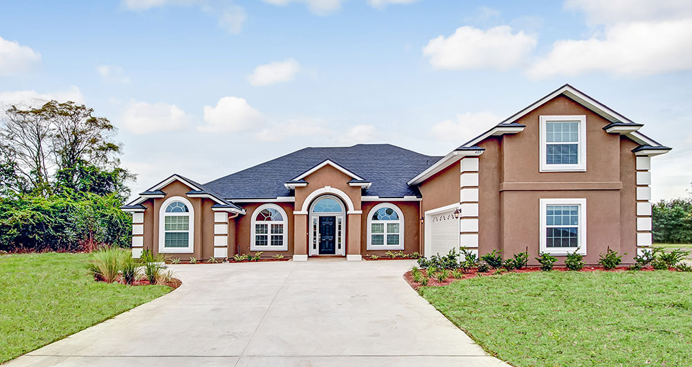 New Homes Jacksonville, FL | We Build On Your Land