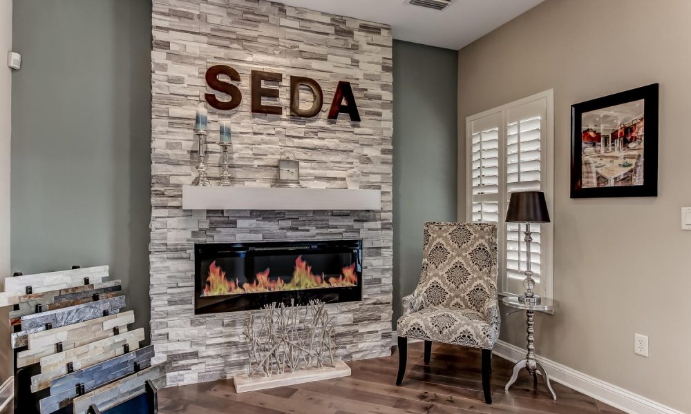 SEDA New Homes Showroom About