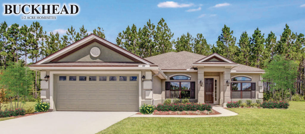 home builder bryceville near Jacksonville