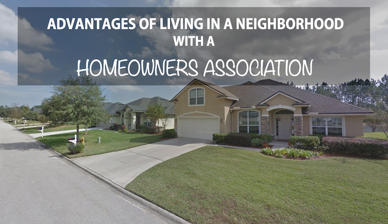 HOA Advantages SEDA New Homes